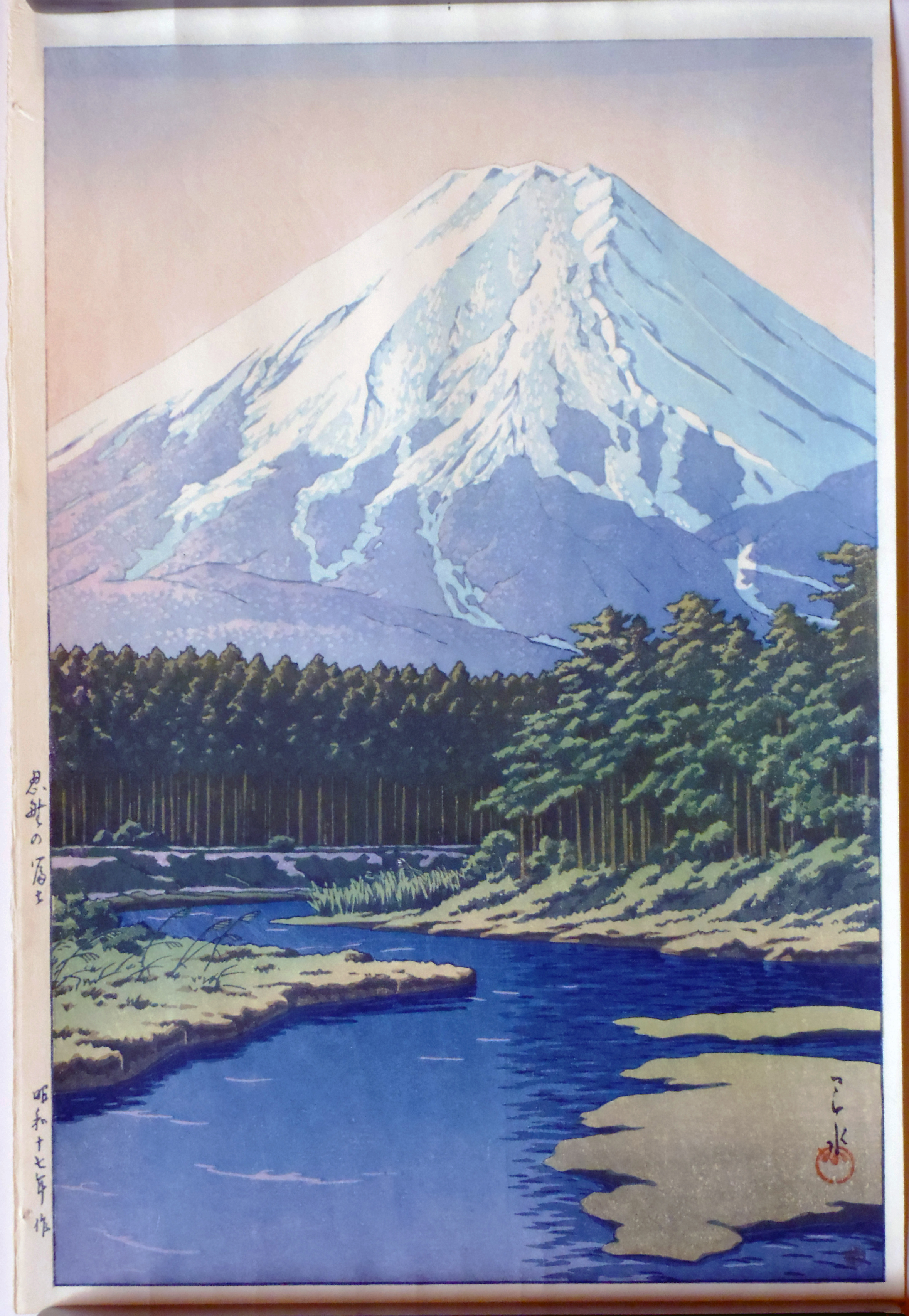 Mt. Fuji, Oshino
