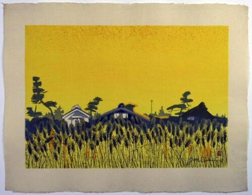 23-fujieda-wheat-field-at-twilight