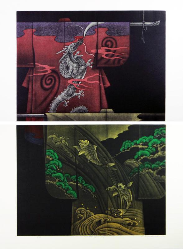 Kimono-Ryu&Carp