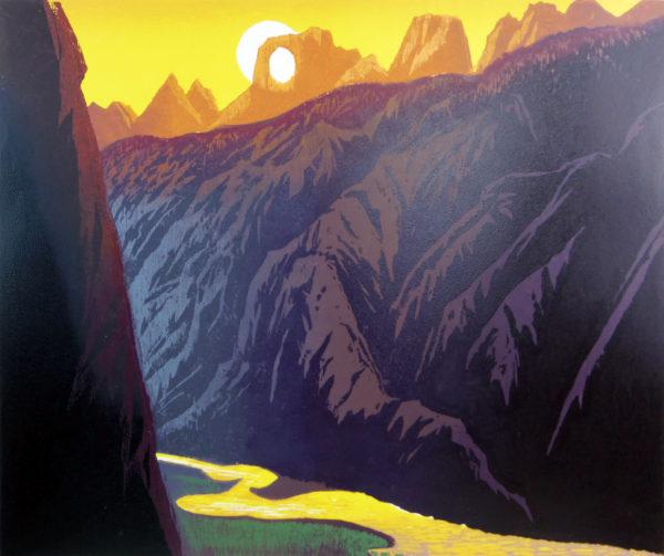 Nu Valley Stone Moon