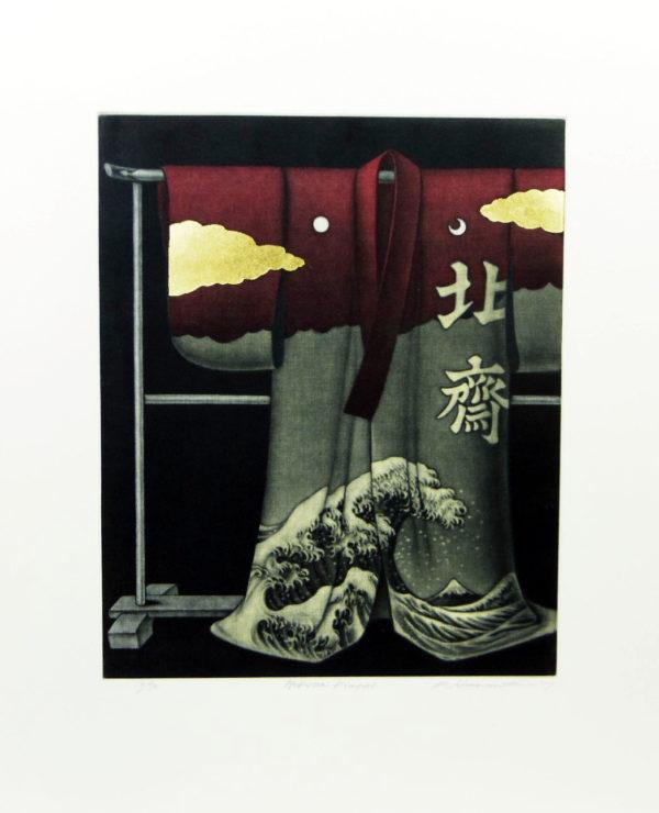 HokusaiKimono